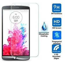 Premium TEMPERED GLASS SCREEN PROTECTOR ANTI SCRATCH FILM For LG MOBILE UK POST