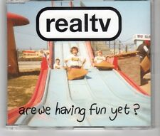 (HJ11) Realtv, Are We Having Fun Yet? - 1996 CD