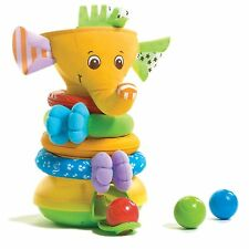 Tiny Love Musical Stack & Ball Game/Toy/Puzzle For Baby/Toddler - 6-24 Months