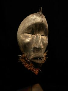 Old African Guere-Wee Dan Mask AFRICAN  (1151)