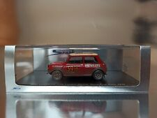 Spark Mini Clubman London - Mexico Rally 1 / 43