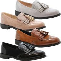 Mod Comfy/'s L994A Women/'s Black 5 Eyelet Soft Leather Lace Up Shoes