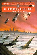 [244] I CLASSICI DELLA FANTASCIENZA E DELLA FANTASY ed. Fanucci 1989 n.    4 Ham