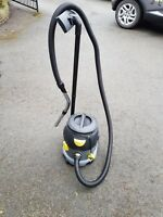 KARCHER T10/1 COMPACT PROFESSIONAL COMMERCIAL 10L VACUUM CLEANER 800W 240V