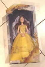 Beauty And The Beast Live Action Film Collection - BELLE Doll Disney Store
