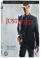 Justified Season 1 (DVD, 2011)