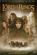 The Lord of the Rings: The Fellowship of the Ring DVD 2002 2-Disc Fullscreen