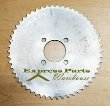 Rear Sprocket For Mini Bike Go Kart 44 Tooth 40/41/420 Chain Fits Live Axles.
