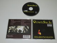 QUEENS OF THE STONE AGE/NINNE NANNE TO PARALYZEINTERSCOPE 0602498802960 CD ALBUM