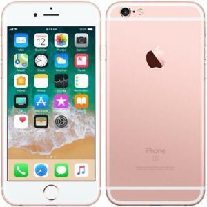 Apple iPhone 6s  - 32GB - Rose Gold - Unlocked - Smartphone