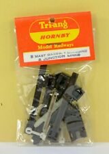 More details for 15x triang hornby oo unopened catenary parts connectors hangers unopened pack
