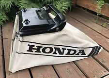 Honda HR215 Lawn Mower Bag With Frame, Complete!