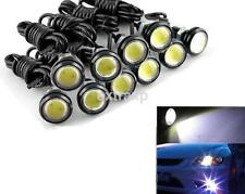 10PCS Waterproof 9W 18mm Eagle Eye High Power LED Daytime DRL Tail Bulb ca