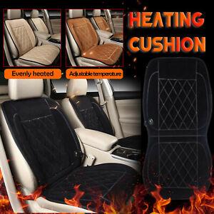 Smart Car Study Heating Cushion Imitation Cashmere Cushion 12v24v Universal
