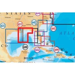 Navionics Platinum Plus Central Gulf of Mexico Marine Map - North America -