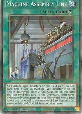 YU-GI-OH: MACHINE ASSEMBLY LINE - SHATTER FOIL RARE - BP03-EN167 - 1st EDITION