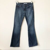 Joe's Jeans The Rocker Flare in Nico Wash size 24 Women's Denim Low Rise Bootcut