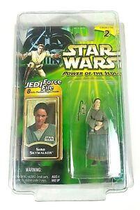 Star Wars POTJ Shmi Skywalker Action Figure Kenner Hasbro 2000 Sealed