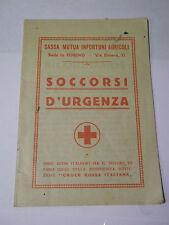 """CASSA MUTUA INFORTUNI AGRICOLI """" CROCE ROSSA ITALIANA """"   16-61"""