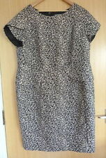 Marks and Spencer Plus Size Animal Print Dresses for Women