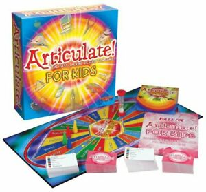 Articulate For Kids Board Game Brand New
