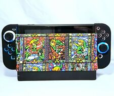 *+*Nintendo Switch Dock Sock / Cover - Legend of Zelda Stained Glass*+*