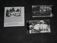 Drogheda / Dismembered Fetus – Drogheda / Mutilated God 97 Rare ltd editionTAPE