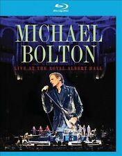 Live at the Royal Albert Hall by Michael Bolton (Blu-ray Disc, May-2010,...