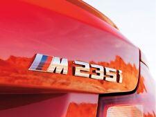 BMW Neu Original F22 F23 2 Serie M235i Label Aufkleber Abzeichen Emblem 8055967