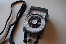 Gossen Sixtron electronic 2 Belichtungsmesser Light Meter