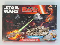 RISK Star Wars Edition 2014 Board Game Parker Bros Bilingual NEW Open Box @@