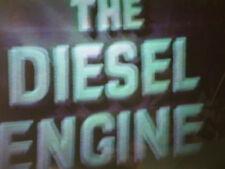 """Submarine Diesel Engines"" 1 of 4 films on this DVD, 2 on Gas turbines  US Army"