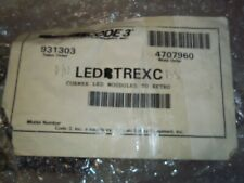 Code 3 Excalibur Light Bar Corner Module Pn Ledrtrexc Driver Side