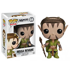 Funko Pop! MAGIC THE GATHERING NISSA REVANE VINYL FIGURE NEW IN BOX NIB