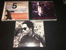 LENNY KRAVITZ Lot • Are You Gonna Go My Way | 5 | It's Time For A Revolution