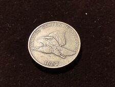1857 FLYING EAGLE CENT #6