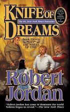Wheel of Time #11: Knife of Dreams by Robert Jordan (2006, Mass Market PB)