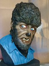 1/3 SCALE WOLFMAN UNPAINTED BUST BY TONY CIPRIANO