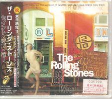 "THE ROLLING STONES ""Saint Of Me"" Japan Sample Promo CD sealed"