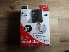 New  Hercules Deluxe Optical Glass Webcam Web camera cam BNIB NEW