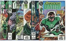 Green Lantern #1 - 19  Complete Run  avg. NM- 9.2 white pages  DC  1990  No Resv