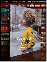 Woman Of Color ✍SIGNED✍ by LaTONYA YVETTE New Hardback 1st Edition Printing