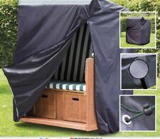Premium Schutzhülle für Strandkorb, 155x105x170/135cm, Polyester 420D Abdeckung