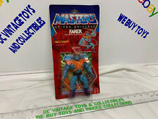 MOTU, Faker, Hard Head, Masters of the Universe, complete with card  Open Bubble