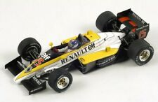 Spark S1702 Renault RE60B French GP 1985 Patrick Tambay Formula 1 F1 1/43 Scale
