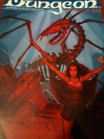 Dungeons and Dragons Necromancers Dungeon Magazine 27 Jan/Feb 1991 VG Condition