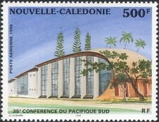 New Caledonia 1995 Conference Centre/Buildings/Architecture/Palm Trees 1v n45364