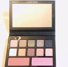 Lancome Eyeshadow & Blush Party Palette Neutral Glow Shade Shimmer Case $100
