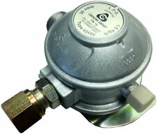 30MB TOP INLET BULKHEAD GAS REGULATOR 8MM FOR CAMPERVAN, CARAVAN, VW T4 T5 T6