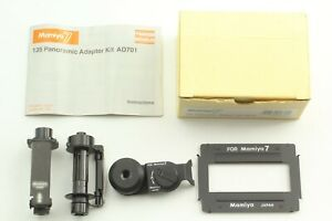 【MINT in BOX】Mamiya 7 135 Panoramic Adapter Kit AD701 For 7 7II from JAPAN